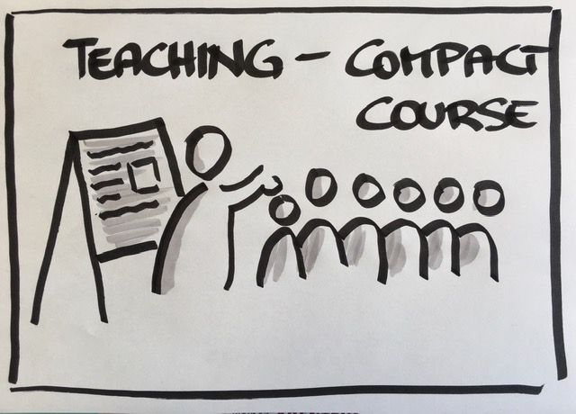 Teaching Compact Course
