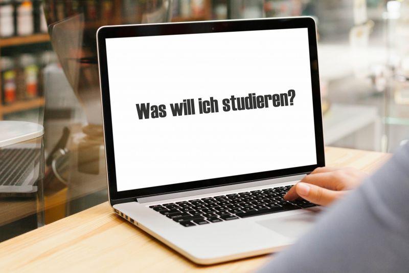 Kurzvortrag Der Weg zum Studium – von der Bewerbung bis zur Studienvorbereitung