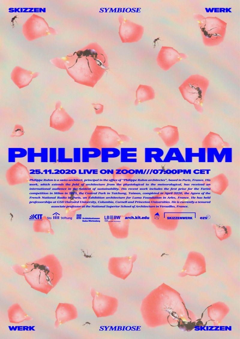 SKIZZENWERK SYMBIOSE |Philippe Rahm architectes (FR), Philippe Rahm