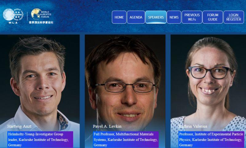 3rd World Laureates Forum