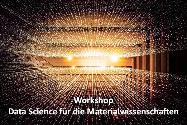 Data Science für die Materialwissenschaften
