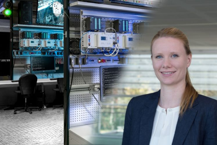 "SWC-Alumni Vortrag: ""Security in Industrial Environments"""