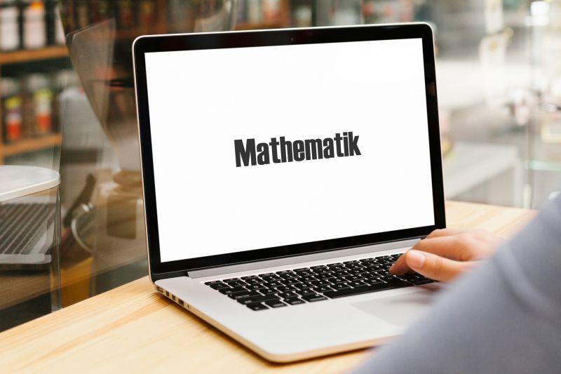 Online-Kurzvortrag für Mathematik