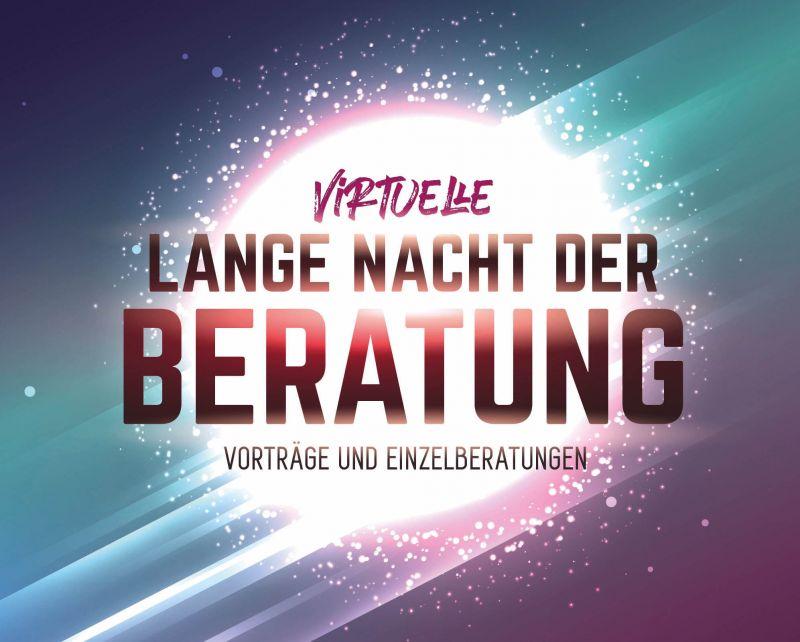 Online-Event Lange Nacht der Beratung