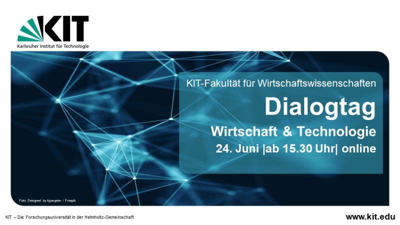 Dialogtag - Wirtschaft & Technologie