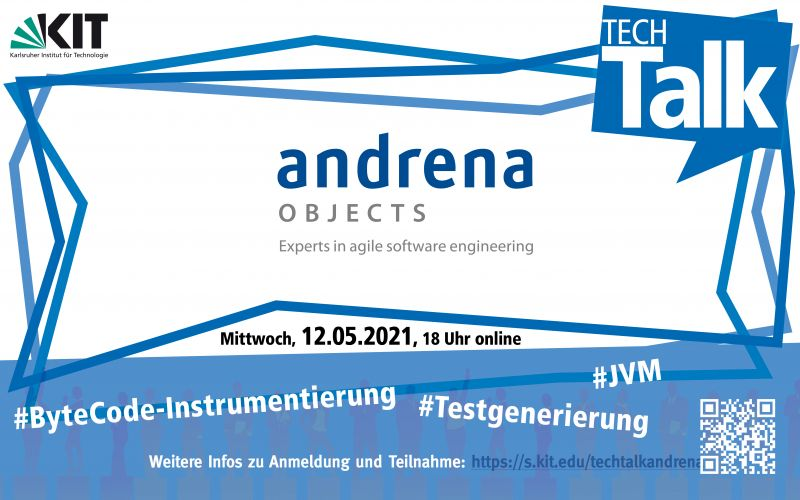 TechTalk mit andrena objects ag