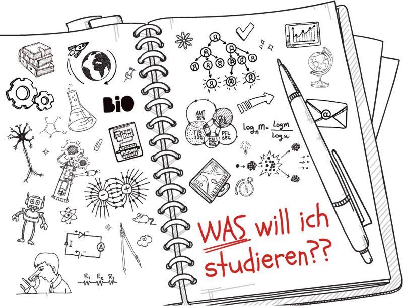 Online-Veranstaltung Was will ich studieren?