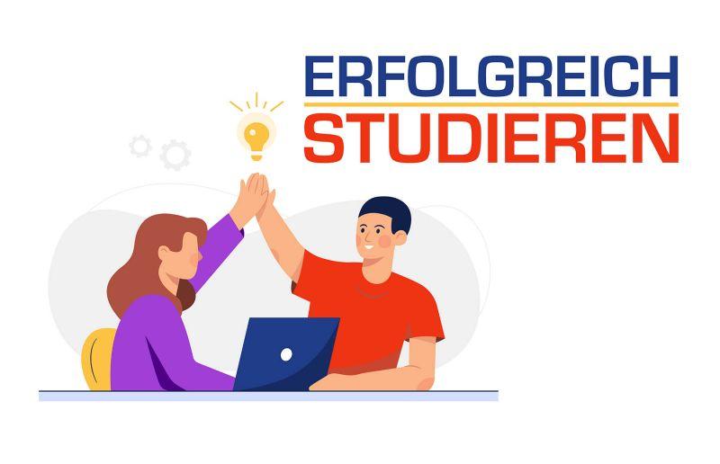 Online-Veranstaltung Erfolgreich studieren - Übergang von Schule zur Universität