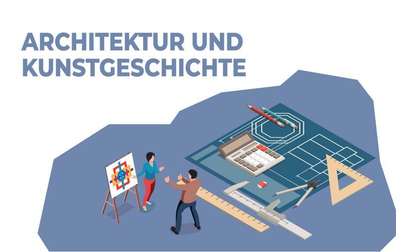 Architektur und Kunstgeschichte studieren am KIT!