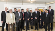 Delegation der University of Alberta besucht das KIT