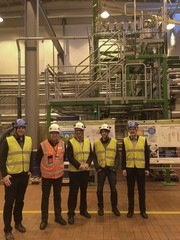 KIT delegation visits VTT