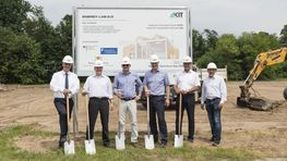 Groundbreaking for the Energy Transition