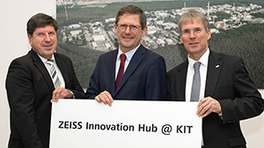 ZEISS Invests 30 Million Euros in Innovation Hub at KIT