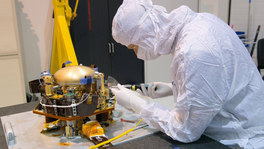 Mars Mission: Testing Instruments in the Black Forest