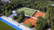 The new sports facilities of the Institute of Sports and Sports Science (photo: Amadeus Bramsiepe, KIT)