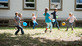 Exercise is important for the development of children and adolescents. The congress shows how it can be integrated into everyday and school life (Photo: Tanja Meißner, KIT)