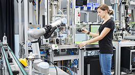 Artificial Intelligence for the Production of the Future
