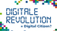 "Logo ""Digitale Revolution=Digital Citizen"""