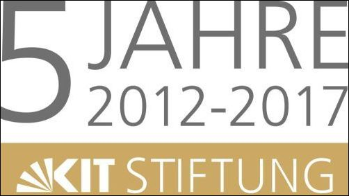 Logo der KIT-Stiftung (Grafik: KIT-IRM)
