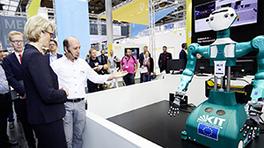 KIT Shows Humanoid Robot
