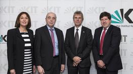 SEW-EURODRIVE Supports KIT-Foundation