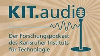 KIT.audio | Der Forschungspodcast des Karlsruher Instituts für Technologie (Grafik: Ken Pekarsky, KIT)
