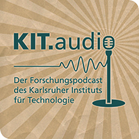 Bildmarke Podcast KIT.audio