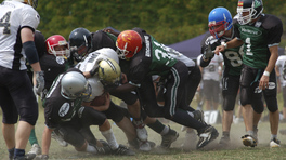 American Football: Karlsruhe Engineers (Foto: KIT/Karlsruhe Engineers)