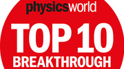 Physics World Top Ten Breakthrough