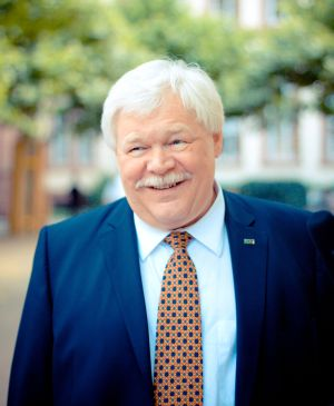 Professor Horst Hippler (Foto: Harry Marx)