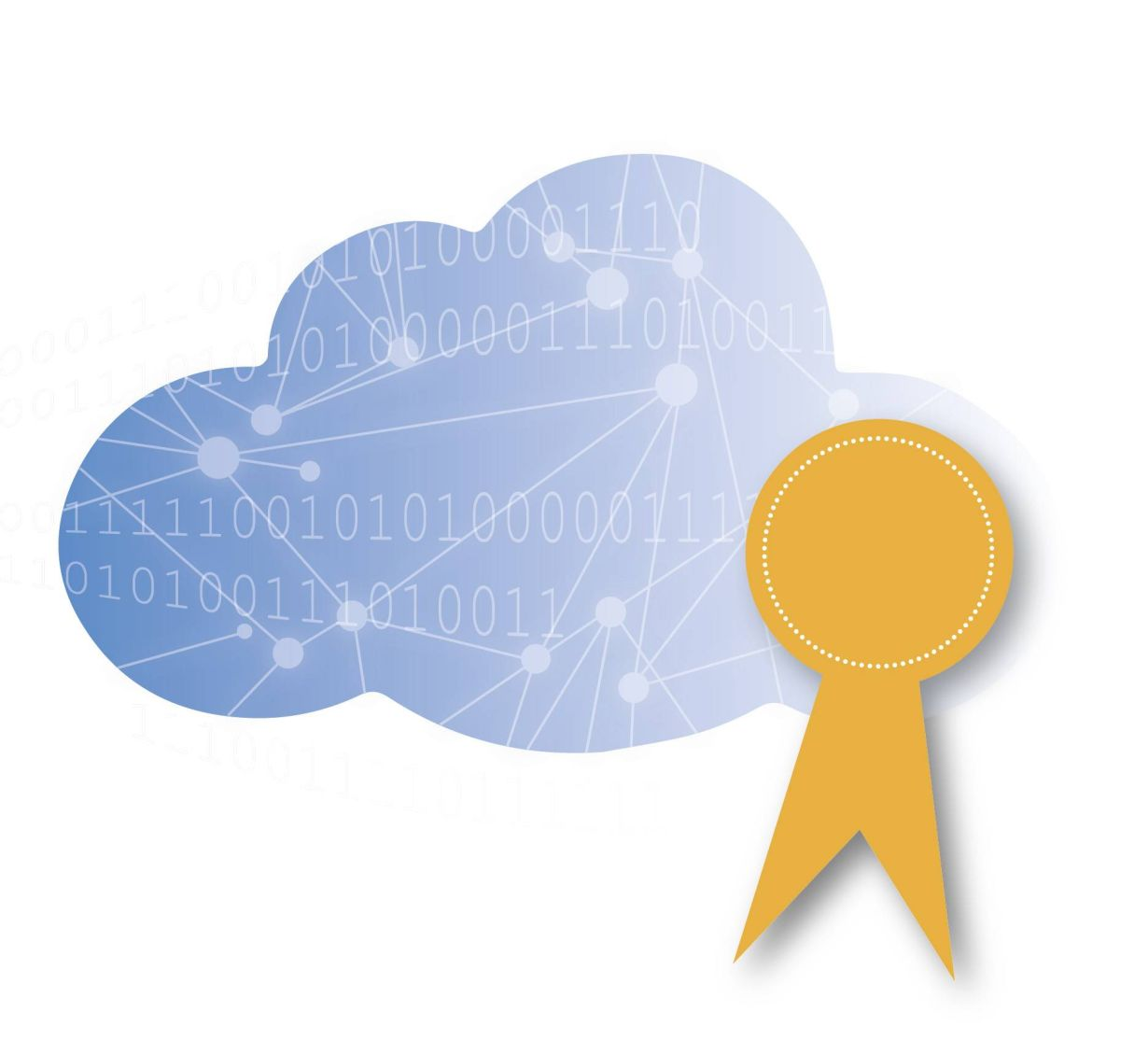 Certified compliance with current data protection legislation enhances security of cloud clients. (Graphics: KIT)